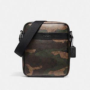 COACH Camo Crossbody Bag